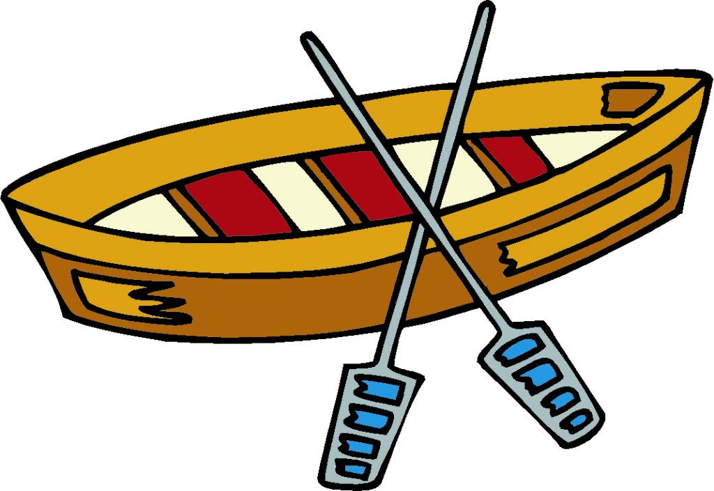 Нарисовать картинки лодку